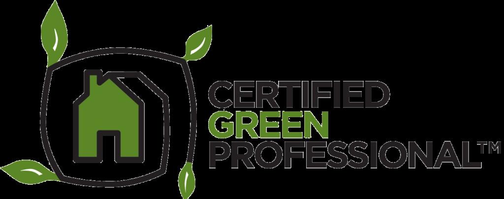 Corinthian Fine Homes Certified Green Professional Logo