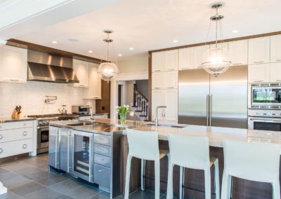 Traditional to Modern Whole House Remodel –  Kitchen Remodel