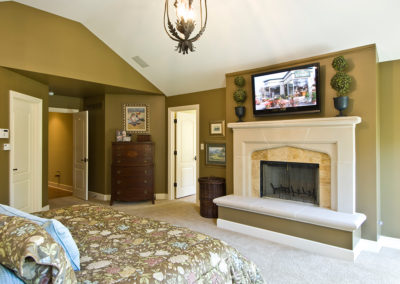 Timeless Traditional Master Suite Renovation