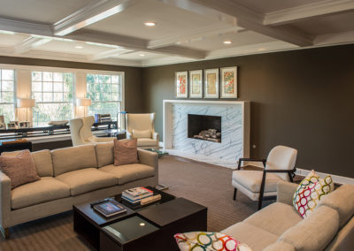 Traditional to Modern Whole House Remodel – Family Spaces