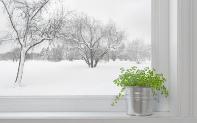 5 Indoor Winter Home Improvement Projects