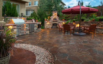 Outdoor kitchens and more! Top 3 Spring Exterior Remodeling Projects