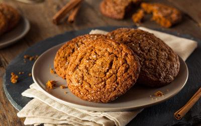 From the Corinthian Kitchen: Grandma's Soft Molasses Cookies
