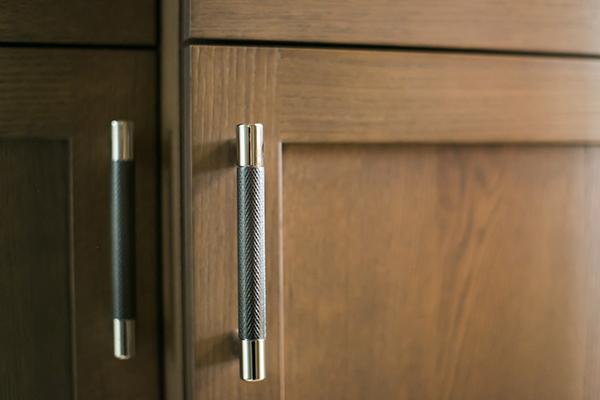 Indianapolis Jack and Jill Bath Remodel - Cabinet Close Up