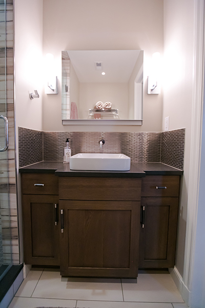 Indianapolis Jack and Jill Bath Remodel