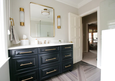 Elegant In-Law Suite & Guest Bath Renovation