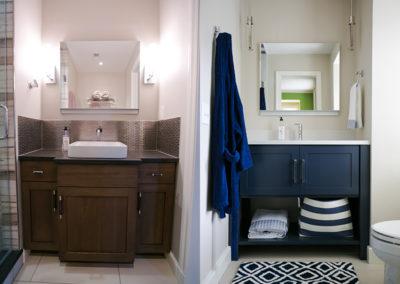 Unique Secondary Bathroom Renovations – Jack & Jill Bath