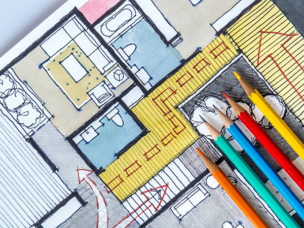 4 Phases of Remodeling Project