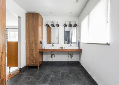 Mid-Century Modern ADA Remodel – Master Suite & Bathroom