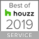 Corinthian Houzz Best in Service 2019