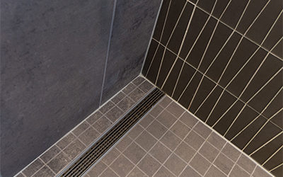 Beautify Your Bath with a Linear Drain