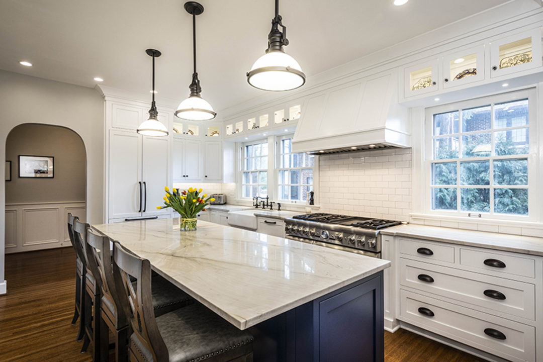 Demystifying Kitchen Island Lighting Corinthian Fine Homes