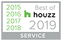 Houzz Multiyear Service Winner