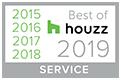 Houzz Multiyear Service Winner