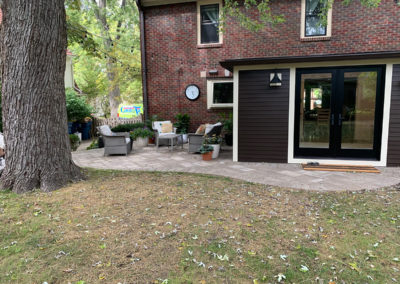 More Fun, More Function – Patio and Mud Room Renovation – Exterior