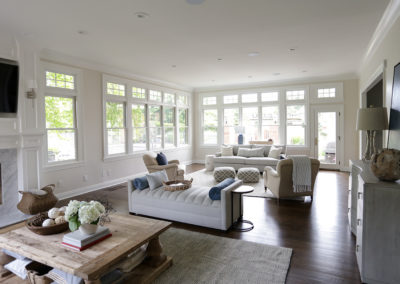 From Seasoned to Sophisticated Home Renovation – Family Spaces