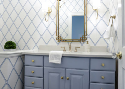From Seasoned to Sophisticated Home Renovation – Bathroom