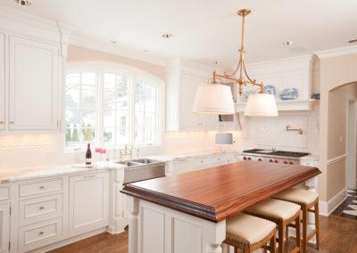Golf Course Home Renovation – Kitchen