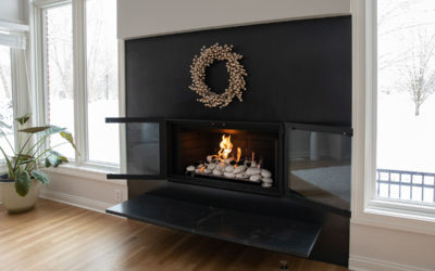 Great Fireplace Transformations: Before and After Fireplaces