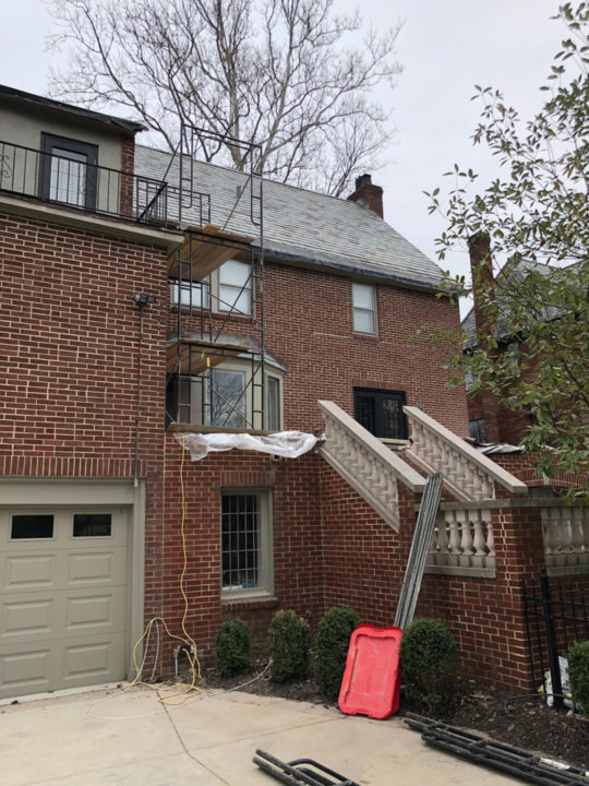 Two Story Family Space Addition