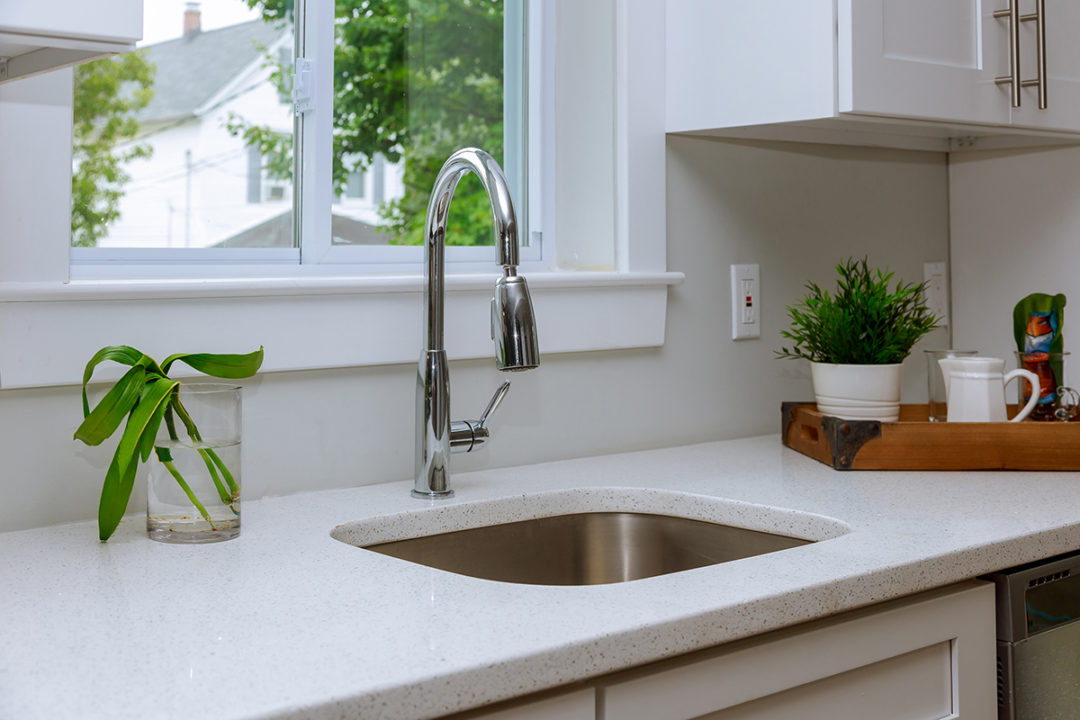 kitchen sink remodeling