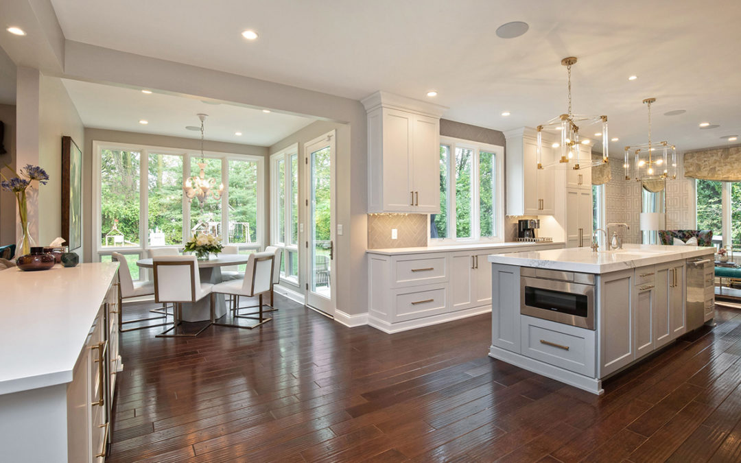 The Five-Zone Kitchen Replaces the Triangle Layout