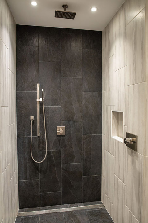 ADA Compliant Rain Forest Shower Head