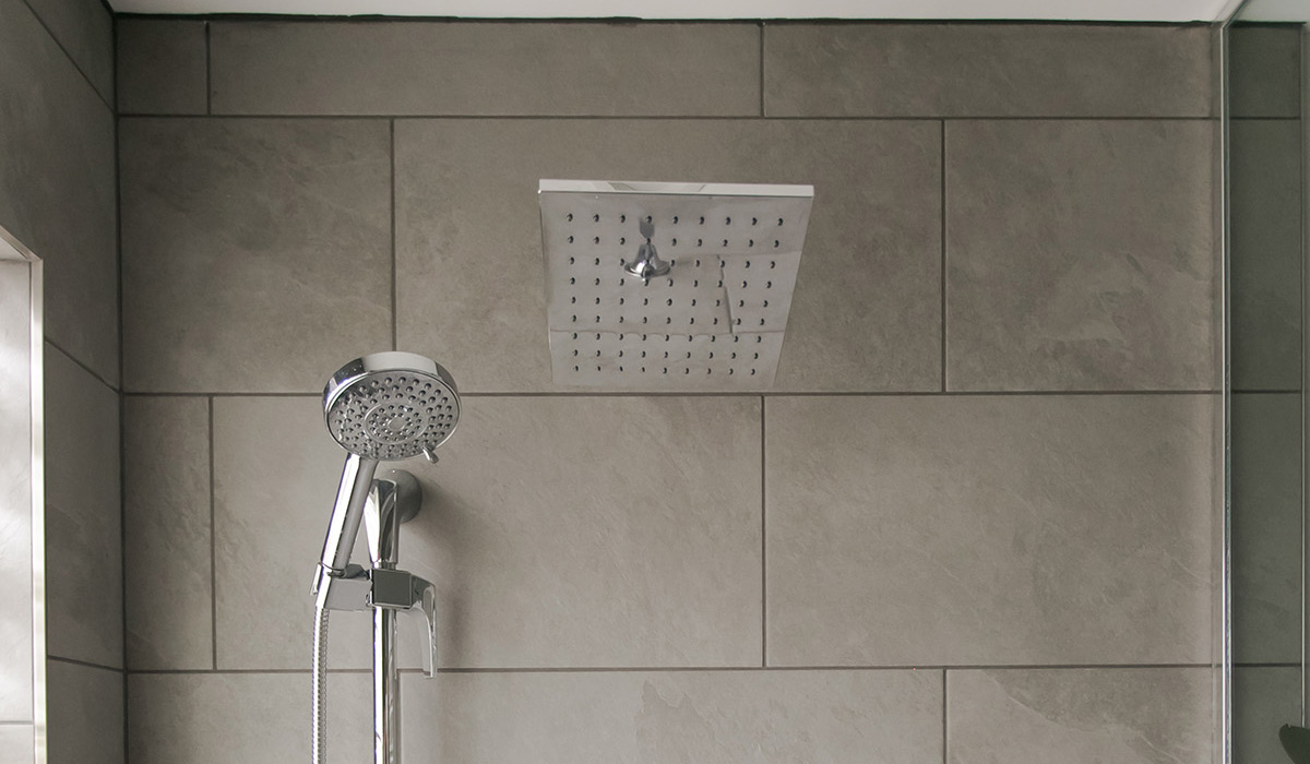 Rain Forest Shower Head