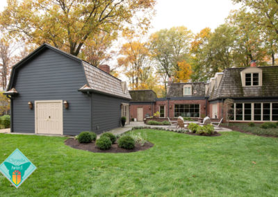 Sophisticated First Floor Addition and Renovations