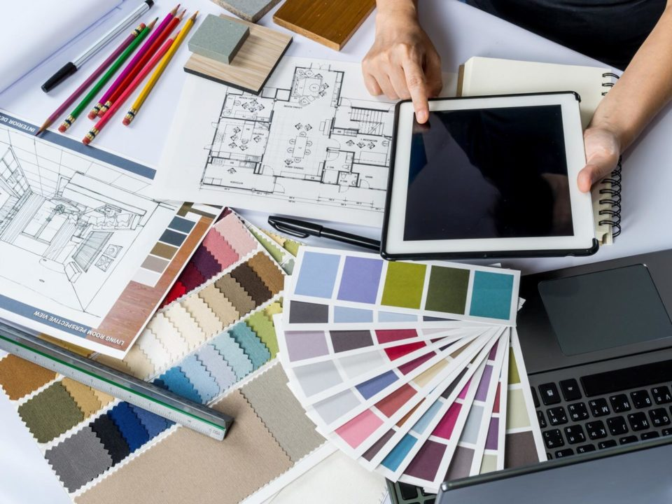 home renovation mood board and ideas