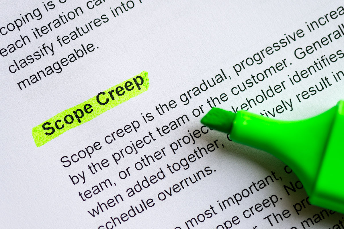 home remodeling scope creepq