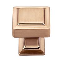 brushed brass knob, cabinet hardware
