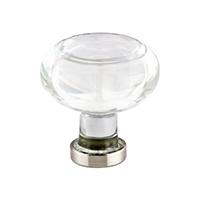 crystal knobs, cabinet hardware