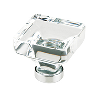 glass knobs, cabinet hardware