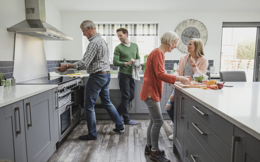 The Motivations Behind a Kitchen Remodel